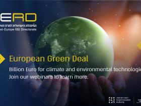 European Green Deal - Join our webinars